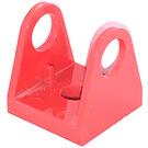 LEGO Red Hose Reel 2 x 2 Holder (2584)
