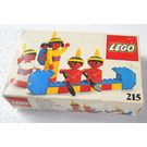 LEGO Red Indians Set 215 Packaging