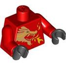 LEGO Kai DX with Dragon Print Torso (76382)