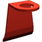 LEGO Red Minifig Cape (4524)