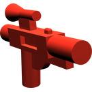 LEGO Red Minifig Gun Short Blaster