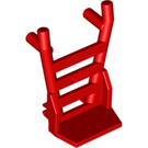 LEGO Red Minifig Hand Truck (2495 / 31496)
