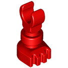 LEGO Red Minifig Skeleton Leg (6266)