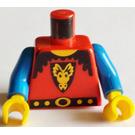 LEGO Red Minifig Torso
