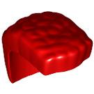 LEGO Red Minifigure Hair (27385)