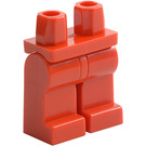 LEGO Red Minifigure Hips and Legs (73200 / 88584)