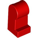 LEGO Red Minifigure Leg, Right (3816)