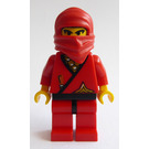 LEGO Red Ninja (2009 Reissue) Minifigure