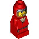 LEGO Red Orient Bazaar Microfigure