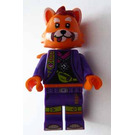 LEGO Red Panda Dancer Minifigure