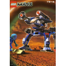LEGO Red Planet Protector Set 7313
