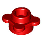 LEGO Red Plate 1 x 1 Round with Tabs (28573 / 33291)
