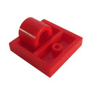 LEGO Plate 2 x 2 with Hole with Underneath Cross Support (10247)