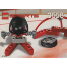 LEGO Red Player and Goal Set 3558
