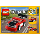 LEGO Red Racer Set 31055 Instructions