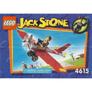 LEGO Red Recon Flyer Set 4615