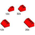 LEGO Red Roof Tiles Set 10163