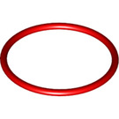 LEGO Red Rubber Band 25 mm (71321 / 85544 / 85560)