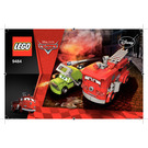 LEGO Red's Water Rescue Set 9484 Instructions