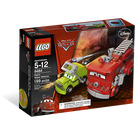 LEGO Red's Water Rescue Set 9484 Packaging