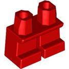LEGO Red Short Legs (41879 / 90380)