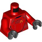 LEGO Red Sith Jet Trooper Minifig Torso (76382)