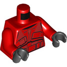 LEGO Red Sith Trooper Minifig Torso (76382)