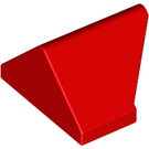 LEGO Red Slope 1 x 2 (45°) Double / Inverted with Open Bottom (3049)
