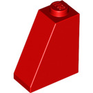 LEGO Red Slope 65° 1 x 2 x 2 (60481)