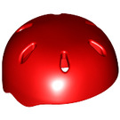LEGO Red Sports Helmet with Vent Holes (46303)
