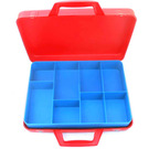 LEGO Red Suitcase with Blue Tray (789-2)