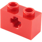 LEGO Technic Brick 1 x 2 with Axle Hole (Old Style with '+' Opening) (31493 / 32064)