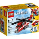 LEGO Red Thunder Set 31013 Packaging