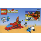 LEGO Red Tiger Set 2774