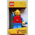 LEGO Red Torso Dynamo Torch
