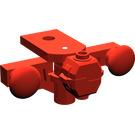 LEGO Red Train Buffer Type 1