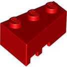 LEGO Red Wedge 3 x 2 Right (6564)