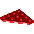 LEGO Wedge Plate 45° 4 x 4 (30503)