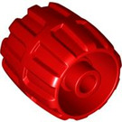 LEGO Red Wheel Hard-Plastic Small (6118)