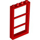 LEGO Window 1 x 4 x 6 Frame with Three Panes (6160 / 46523 / 57894)
