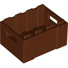 LEGO Reddish Brown Crate (30150)