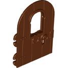 LEGO Reddish Brown Door 1 x 4 x 6 with Window (40241)