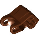LEGO Reddish Brown Hand 2 x 3 x 2 with Joint Socket (93575)