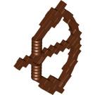 LEGO Reddish Brown Minecraft Bow (18792)