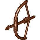 LEGO Reddish Brown Minifig Bow with Arrow (4499 / 61537)