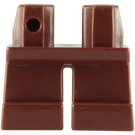 LEGO Reddish Brown Minifigure Short Legs (41879 / 90380)