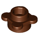 LEGO Reddish Brown Plate 1 x 1 Round with Tabs (28573 / 33291)
