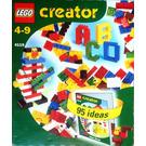 LEGO Regular and Transparent Bricks Set 4119