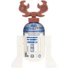 LEGO Reindeer R2-D2 Minifigure