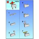 LEGO Reindeer Set 10070 Instructions